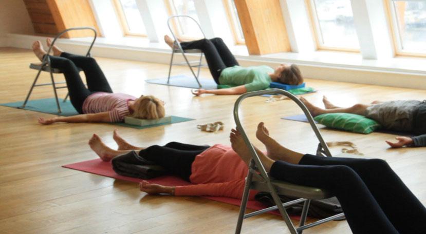 lower back yoga